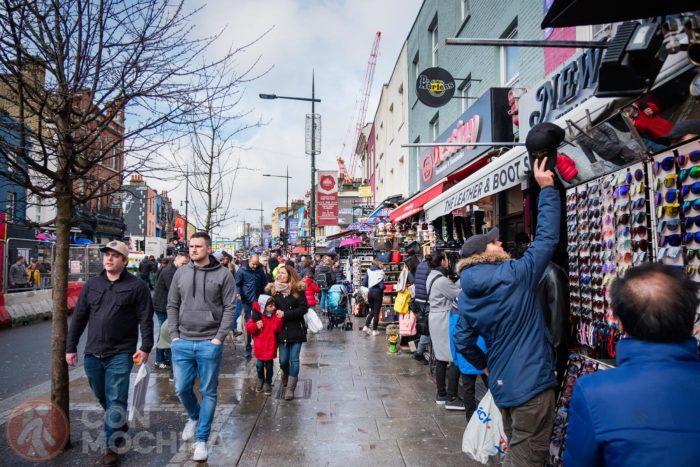Más tiendas en Camden High street
