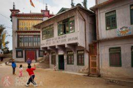 Centro de Refugiados del Tibet en Darjeeling
