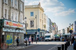 Notting Hill y Portobello Road