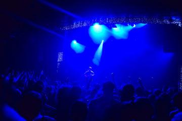 Sala de concierto en Londres