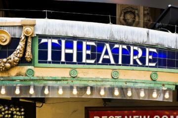 Salas de teatro en Londres