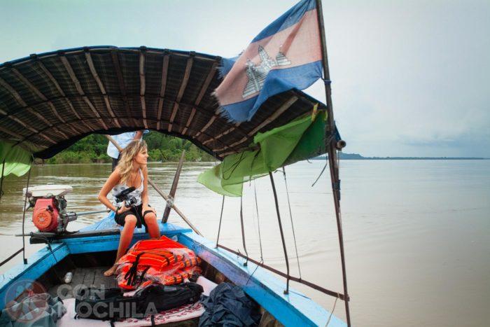 Paseando por el Mekong
