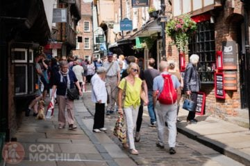 The Shambles en York