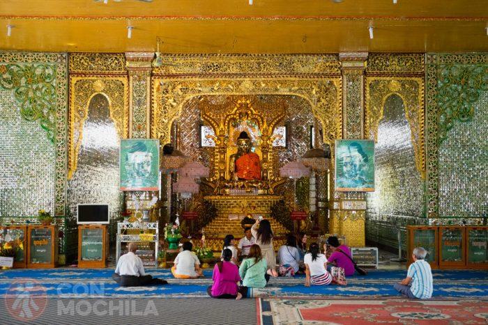 El Buda de bronce