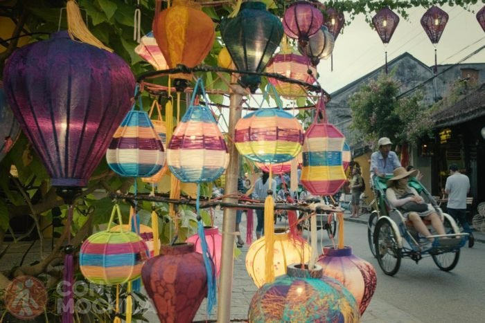 Casco antiguo de Hoi An