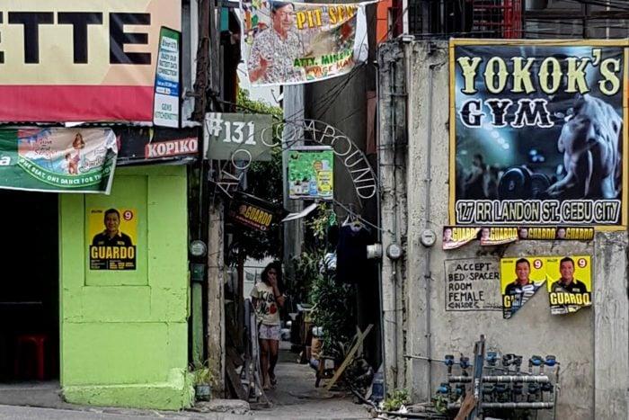 calle Cebú.