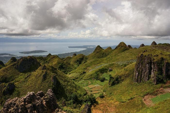 Trekking a Osmeña Peak en la isla de Cebú