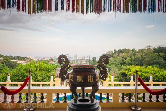 Templo taoísta de Cebú