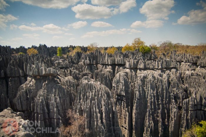 El Grand Tsingy de Bemaraha