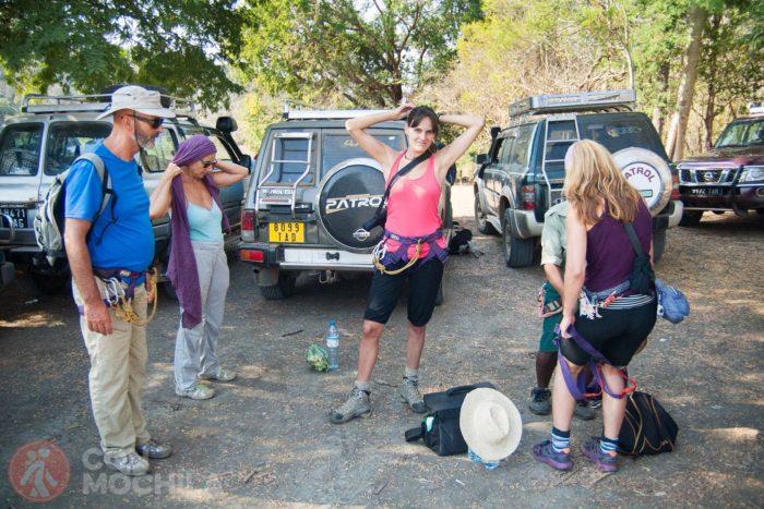 Antes de comenzar nuestro tour por el Grand Tsingy