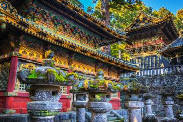 Toshogu Shrine en Nikko