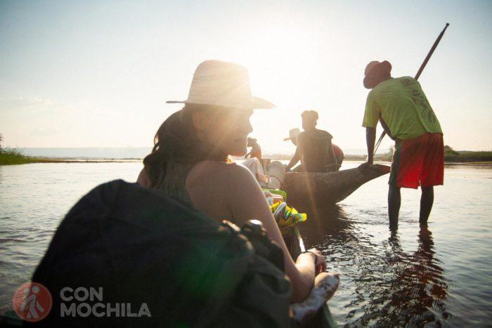 Navegando por el Tsiribihina