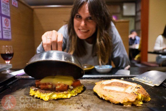Nuestro amado okonomiyaki