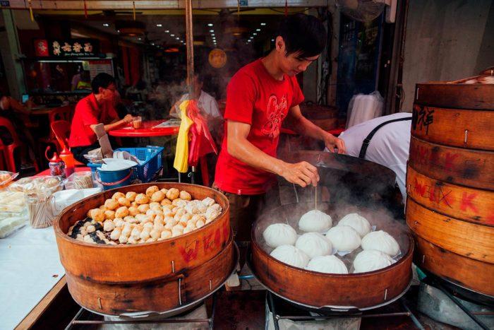 ¿Qué tal unos dumplings?