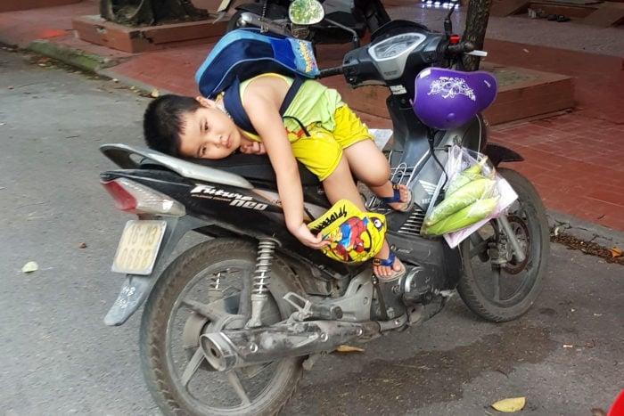 niño vietnamita