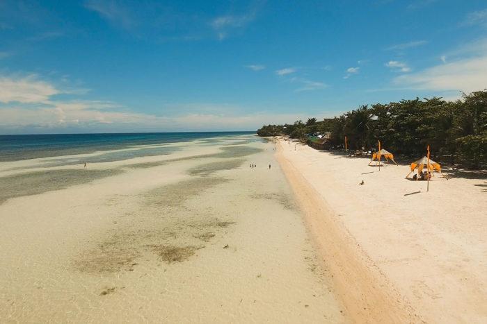 Playa de Anda, Bohol
