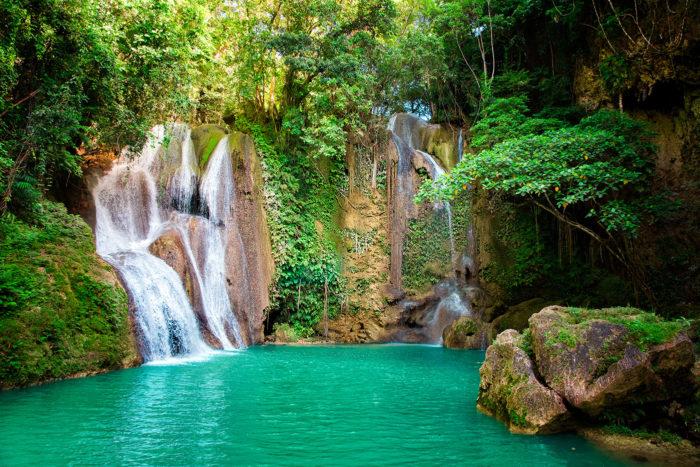 Dimiao Waterfalls