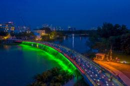 Anh Sao o Starlight bridge