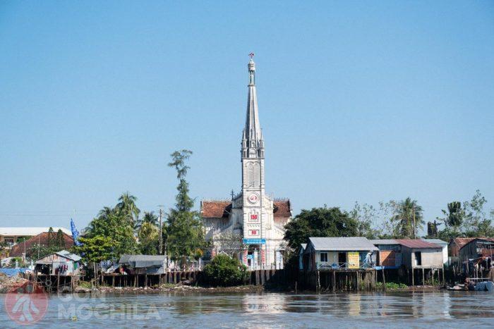 Iglesia de Cai Be