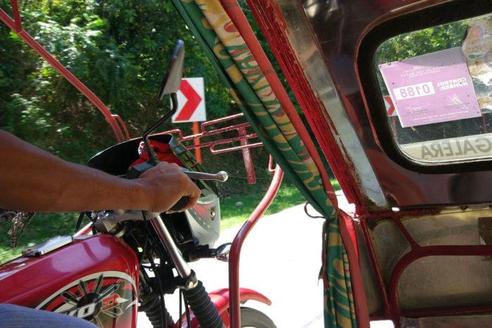 Triciclo Filipinas