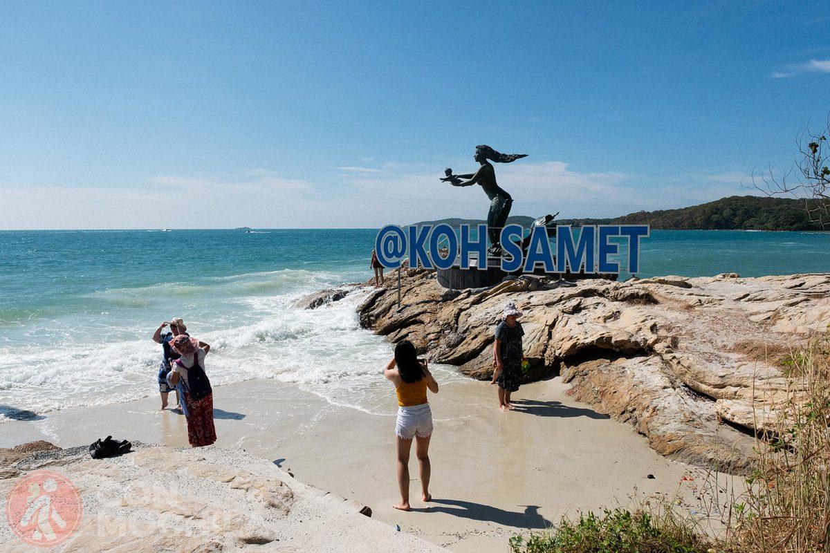 Koh Samet no es la isla de nuestros sueños