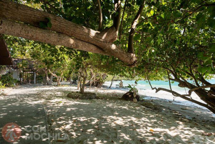 Una de las playas más bonitas de Koh Samet