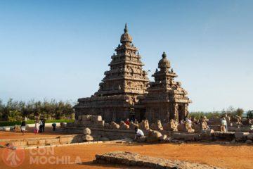 Shore Temple