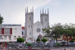 St Francis Xavier Church Melaka