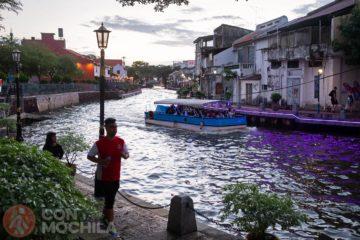 Melaka río