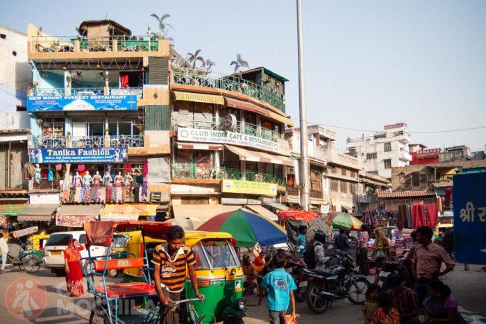Restaurantes en Tuti Chowk
