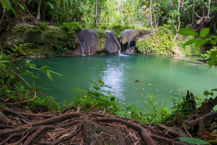 Cascadas Lagaan