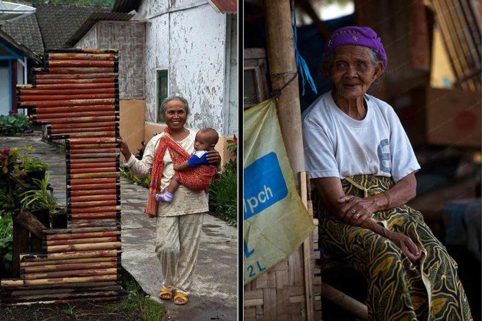 Mujeres indonesias