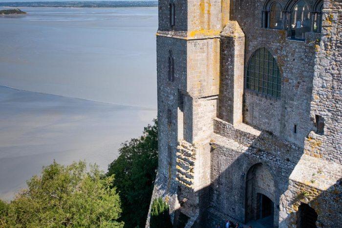 ...del Mont Saint Michel