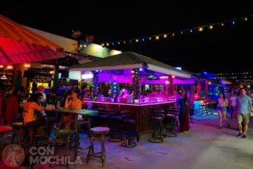 Fiesta nocturna en Phuket