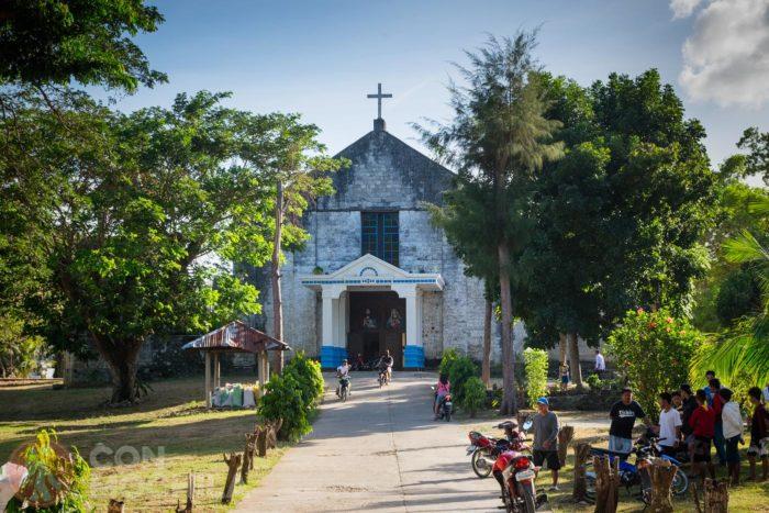 Iglesia Santa María Siquijor
