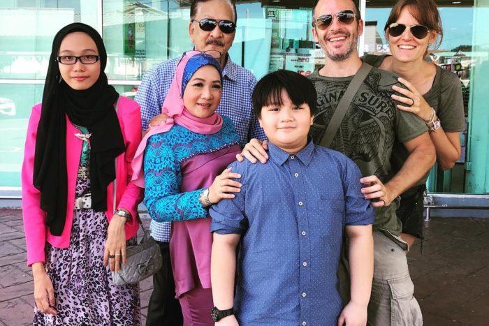 Carme y Toni en Terengganu
