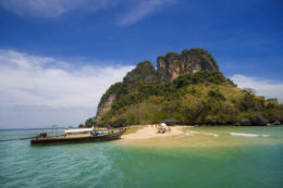 Boat trip en Phuket a diferentes islas