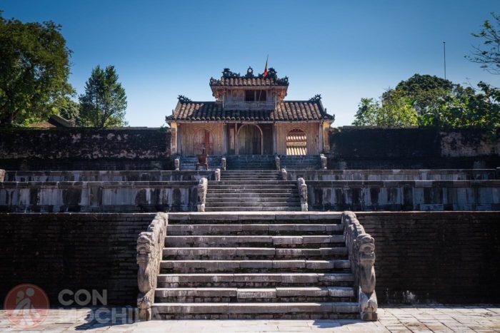 La tumba de Thieu Tri