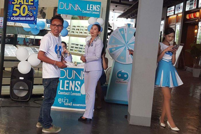 evento comercial Bangkok