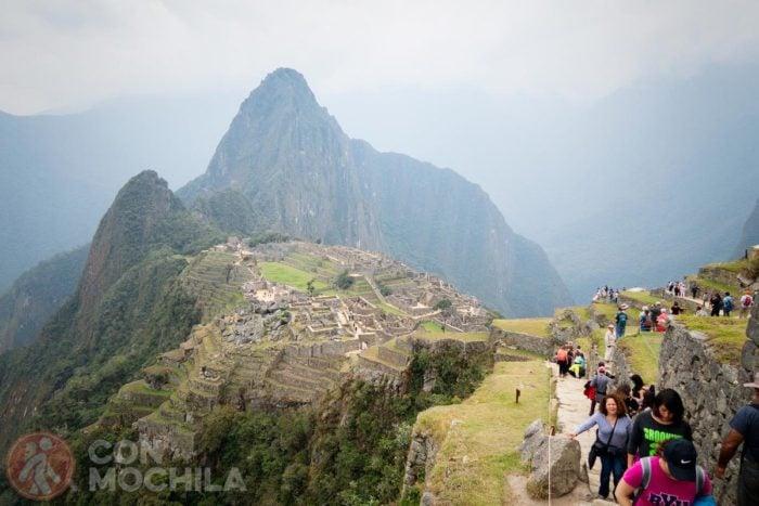 No te pierdas el Machu Picchu