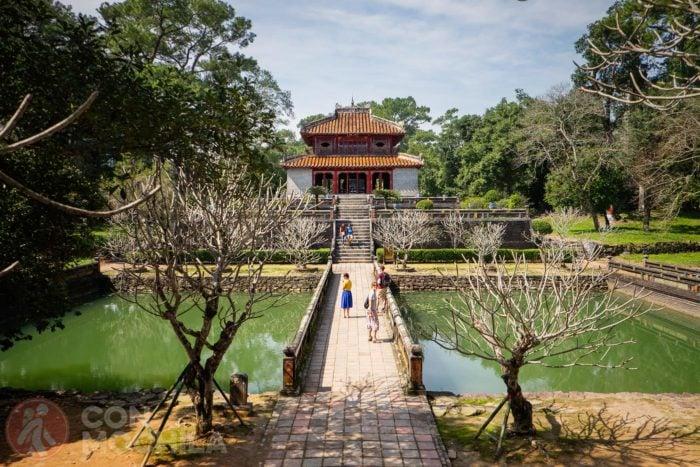 Túmulo de Minh Mang