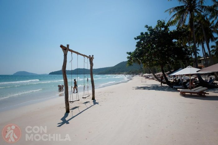 Cara A de Sao Beach