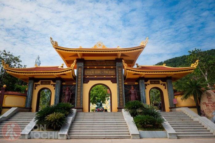 Templo Chua Ho Quoc