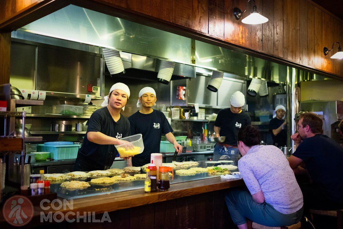 Restaurante en Hiroshima