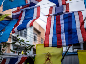 nacionalismo tailandia