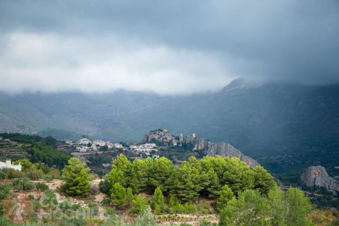 Bienvenidos a Guadalest