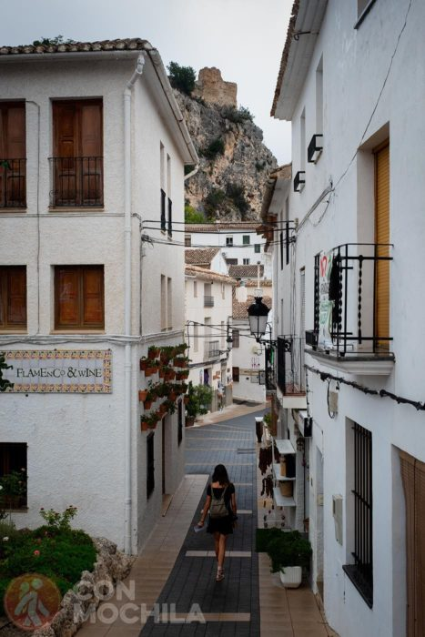 ¿Te apetece visitar Guadalest?