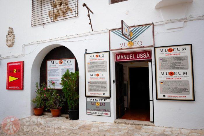 Museo de microminiaturas