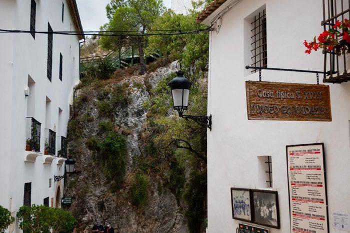 El campanario desde el casco antiguo
