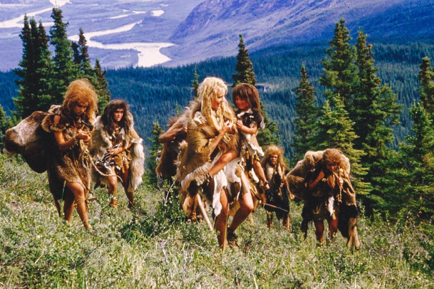 La crónica cósmica. Abuelito, ¿tú viviste en la prehistoria?